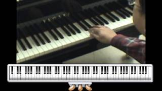 How to play A Classic Tale from Alfred's Piano 101 Book 1