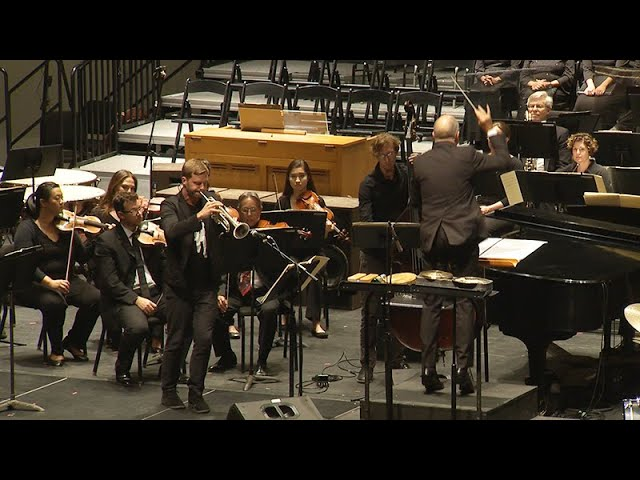 Rand Steiger's Template for Improvising Trumpeter and Orchestra - La Jolla Symphony and Chorus