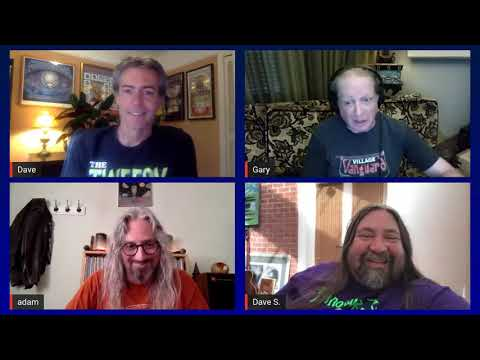 Shakedown Stream Pre-Show with Dave & Gary feat. Dave Schools & Adam McDougall (6/26/20)