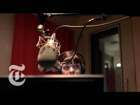Inside the Voice Actors Studio | The New York Times