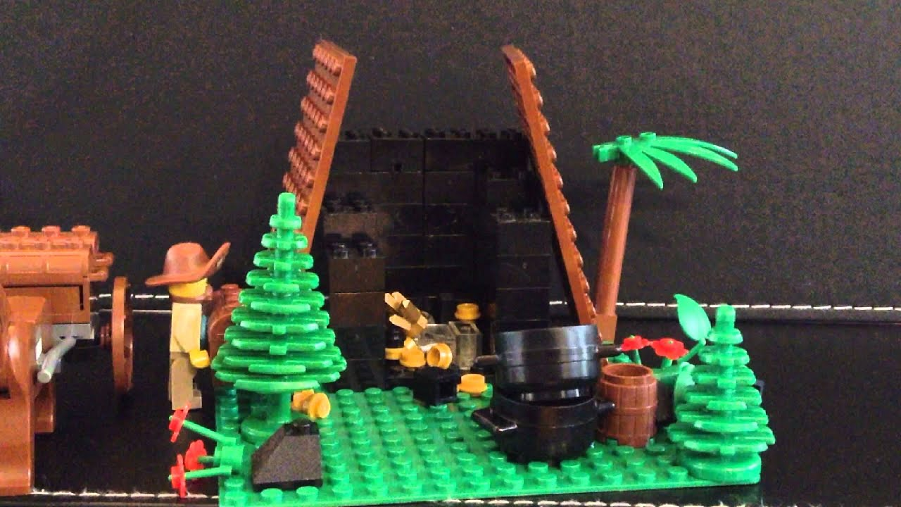 gold rush lego youtube. Black Bedroom Furniture Sets. Home Design Ideas