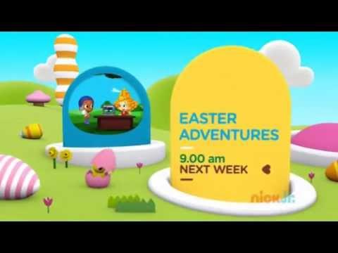 Nick Jr. Too UK - Easter Advert 2015 [King Of TV Sat