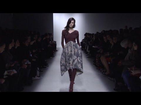 Le style Yiqing Yin chez Léonard Paris- Nec plus Ultra