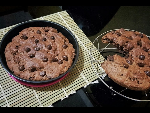 Eggless Chocolate Cake In Airfryer