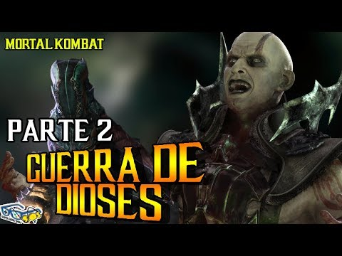 Mortal Kombat: Shinnok versus los Elder Gods / Historia completa - Parte 2 | SQS thumbnail