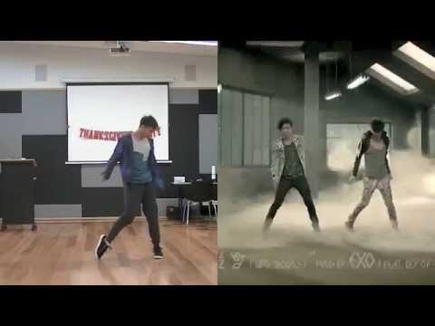 EXO Two Moons and Run & Gun Dance Cover