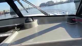 2859 Bayliner Ciera EXPRESS  1999 Sea trial Part 1