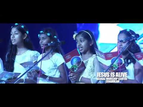 JESUS IS ALIVE CHURCH ERNAKULAM | Pr.TINU GEORGE | NEW YEAR 2017