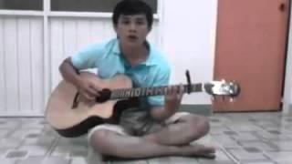 Vầng trăng cô đơn - Ưng Hoàng Phúc ( Guitar Cover )