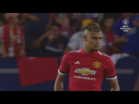 Andreas Pereira vs LA Galaxy (A) 17/18