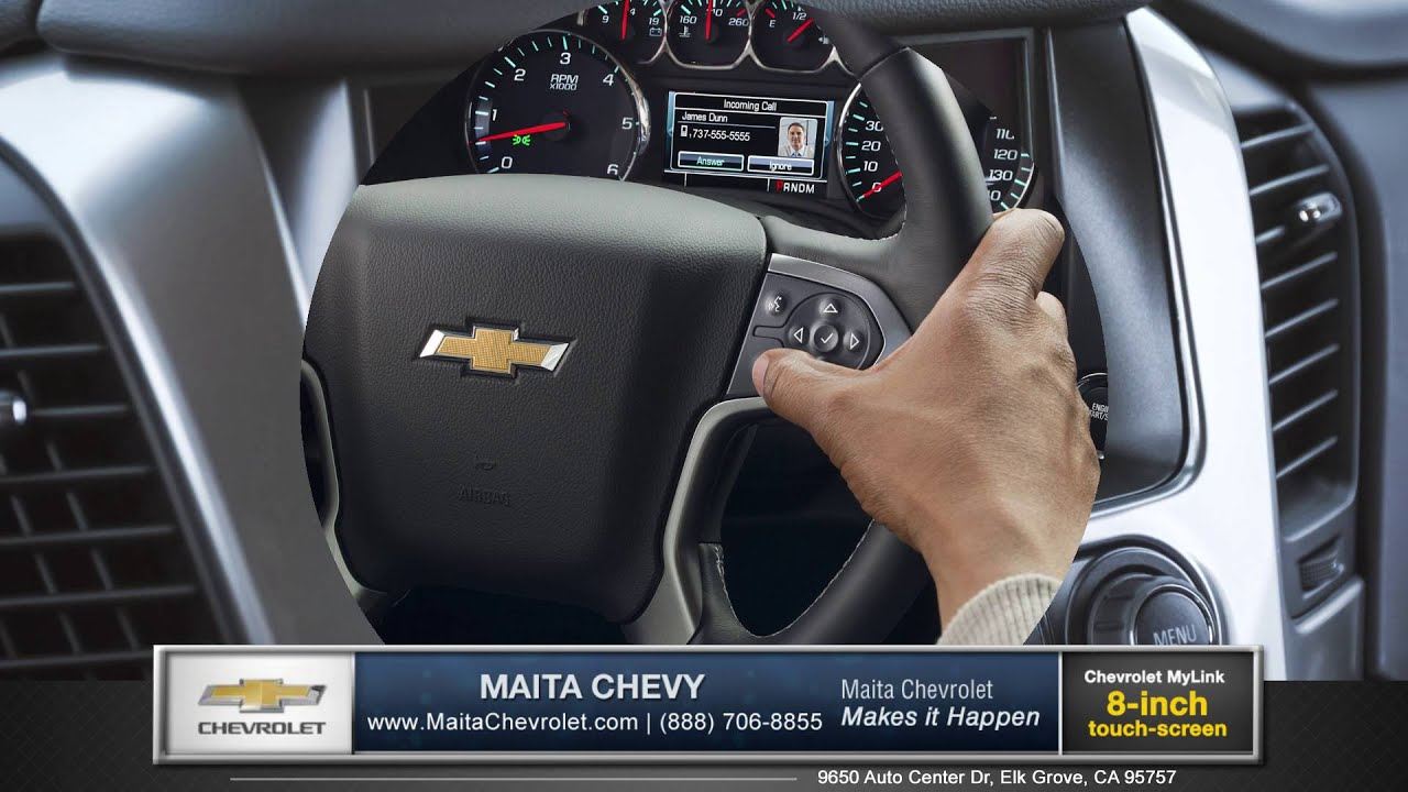 2015 Chevrolet Tahoe Car Review Maita Chevrolet New Used Car Dealership