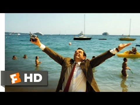 Mr. Bean's Holiday 1010 Movie   Bean at the Beach 2007 HD