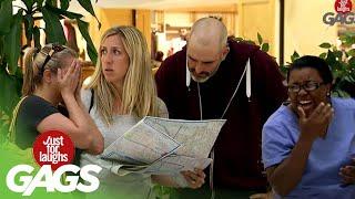 Best of Tourist Pranks Vol. 2 | Just For Laughs Compilation