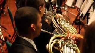 South African National Anthem - National Youth Orchestra