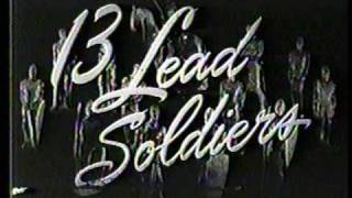13 LEAD SOLDIERS 1948 65 Minutes Tom Conway as Detective Bulldog Drummond