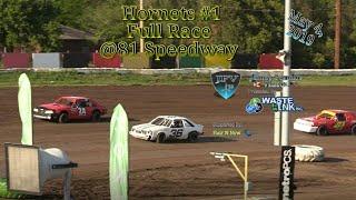 Hornets #1, Full Race, 81 Speedway, 05/04/19