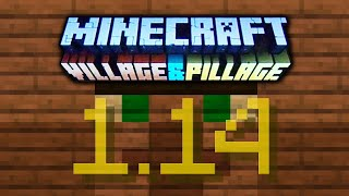 L'update Village & Pillage : La 1.14 - Minecraft News