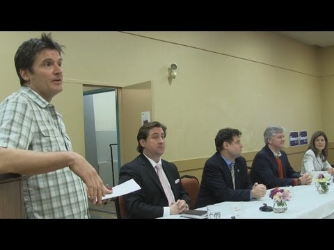 Best Calgary Centre 2012 Byelection Debate - Meades, Turner,