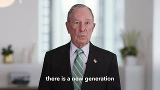 Mike Bloomberg, The Never Forget Fund