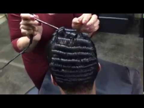Tutorial  how to curl short hair  Dallas