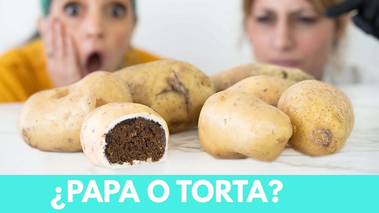 Papa TAN Realista Que No Parece Una Torta 🥔 🥔 🥔   - Hechos Torta E02