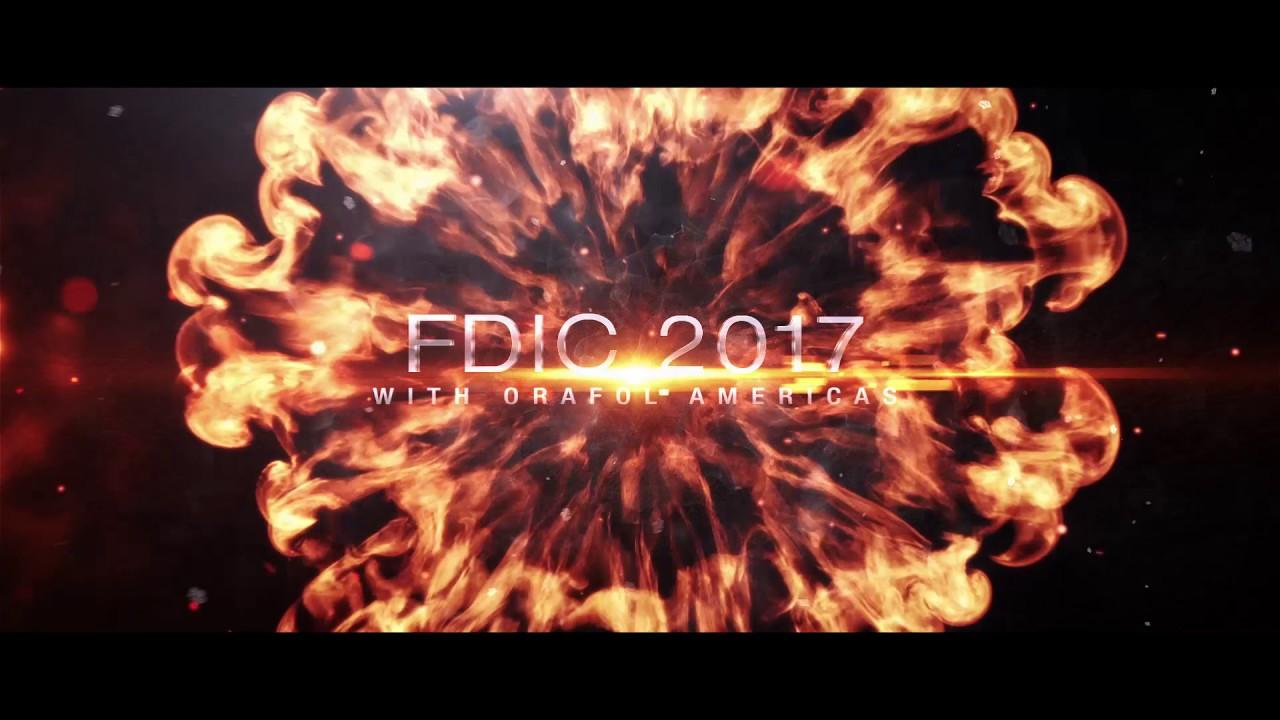 ORAFOL Americas at FDIC 2017