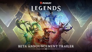 Prepare to ignite your spark - magic: legends open beta arrives on the epic games store for free march 23! take role of a powerful, spell-slinging ...