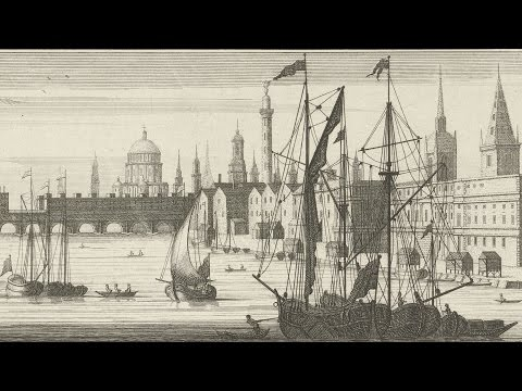 The Growth of London as a Port from Roman to Medieval Times