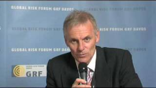 GRF Davos - Dusan Zupka (United Nations Office for the Coordination of Humanitarian Affairs) (2)
