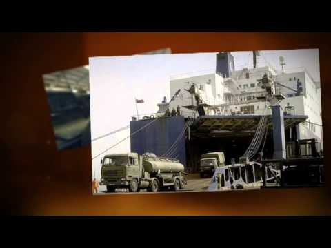 Project Cargo Shipment - Southampton to Muara Port