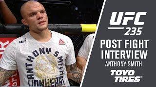 UFC 235: Anthony Smith -