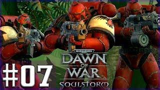 Прохождение Warhammer 40,000 Soulstorm [Часть 7] Дерзкая высадка