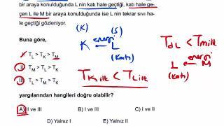 20 Ocak TYT Fizik