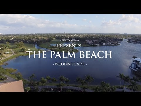 Palm Beach Wedding Expo 2018 @ PGA National