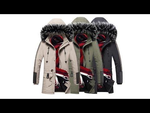ТОП 5 Зимние Мужские Куртки с Алиэкспресс до 50$. Aliexpress Winter Men Jackets