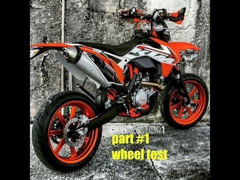 Supermoto Wheels And Tires For Ktm