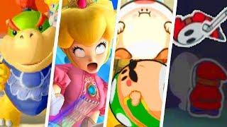 Evolution of Awkward Super Mario Moments (1996 - 2018)