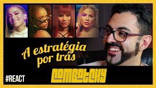 Baixar REAGINDO a COMBATCHY - Anitta/Lexa/Luisa Sonza/Mc Rebecca
