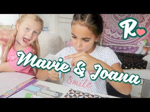 Joana besucht Mavie  -Turnen und Basteln - Vlog#834 Rosislife