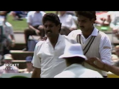 From the Vault: Kapil Dev's eight-wicket haul