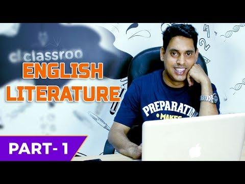 English Literature   Part-1   BCS   Wasi Ahmed   Classroom