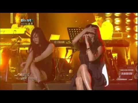 [HIT]불후의명곡2(Immortal Songs 2)-효린(hyolyn, Sistar)  마음이 고와야�0910 KBS