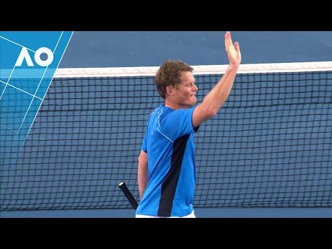 Legends: Arthurs/Fromberg v Ferreira/Leconte match highlights | Australian Open 2017