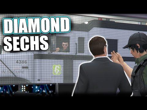 Diamonds And Gruppe Sechs | GTA Online The Diamond Casino Heist