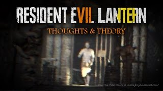 RESIDENT EVIL 7 LANTERN | NEW GAMEPLAY TRAILER INFO | RE7 Found Footage VHS | Theories