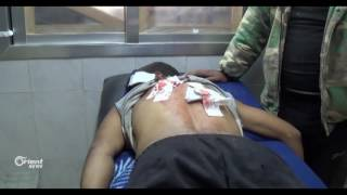 أربعة قتلى و أكثر من عشرة جرحى جراء غارات جوية للنظام على مدينة تلبيسة