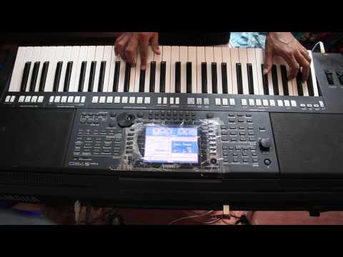 Valla Kirubai - Cover (Playing Through Yamaha Style File)