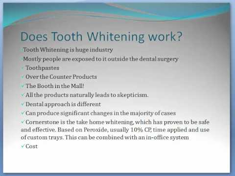 Does teeth whitening actually work?  - Riverlands Dental, North Richmond NSW