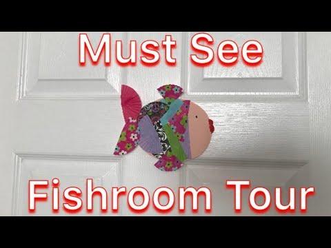 Extended Fishroom Tour 2018