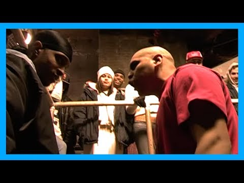 Rap Battle Slams - 2003 Battle Competition Ft Immortal Technique and Smoke DZA